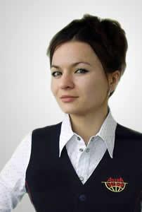 Prodejní oddělení Katerina fursyak