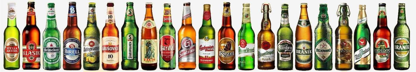 Výběr piv
